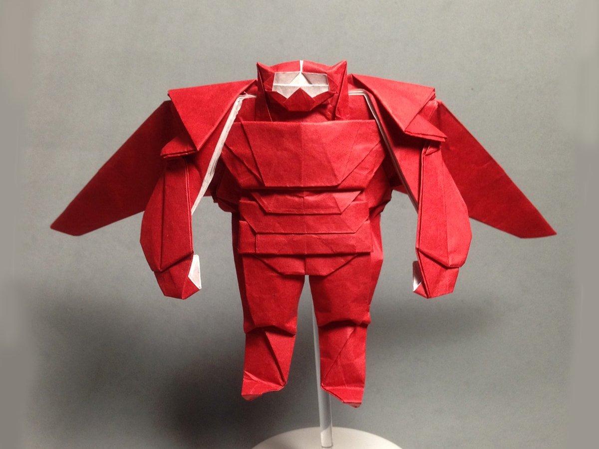 Red Baymax
