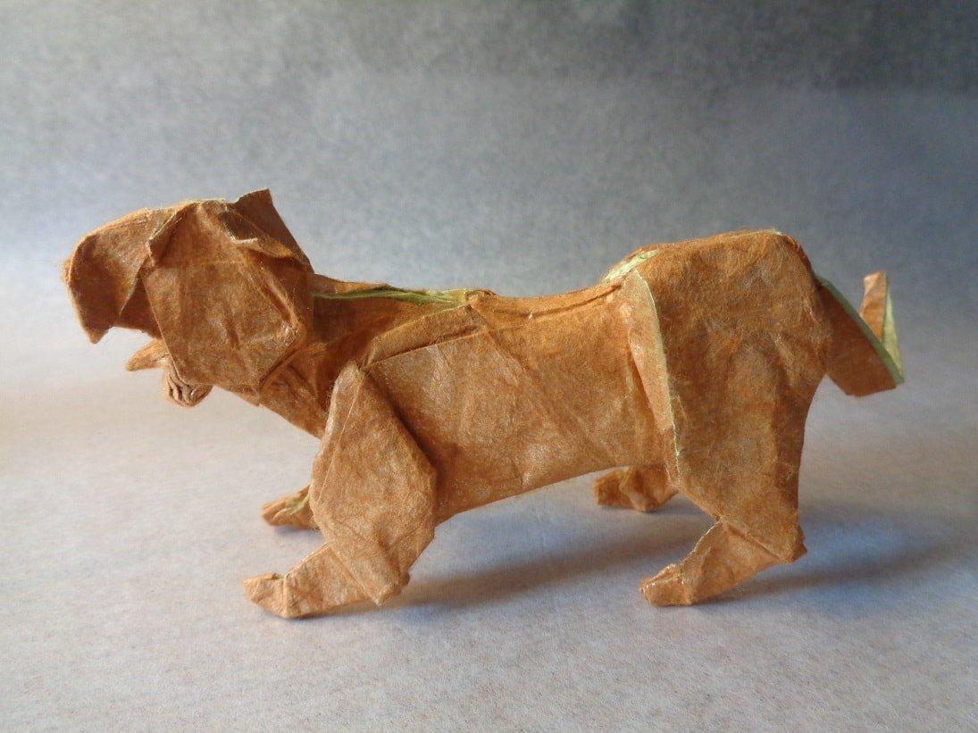 Gen Hagiwara's Tiger