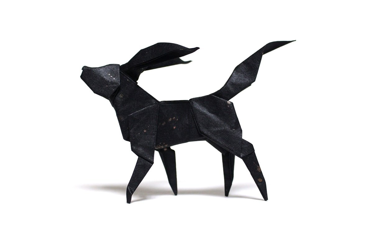 Awesome Paper Umbreon