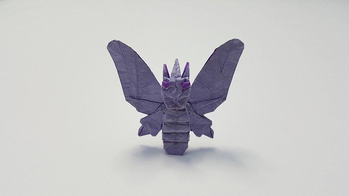 Paper Venomoth