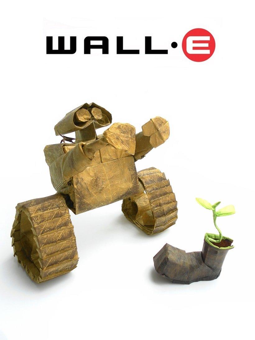 Wall-E by Brian Chan