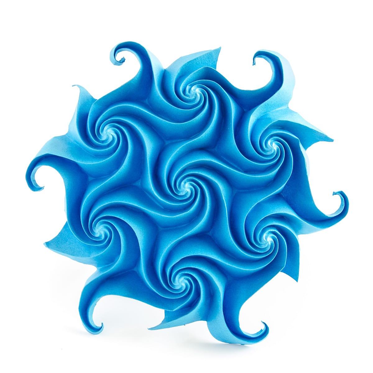 Spiral Tessellation