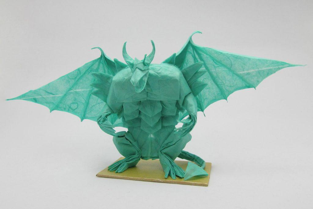 Origami Gargoyles