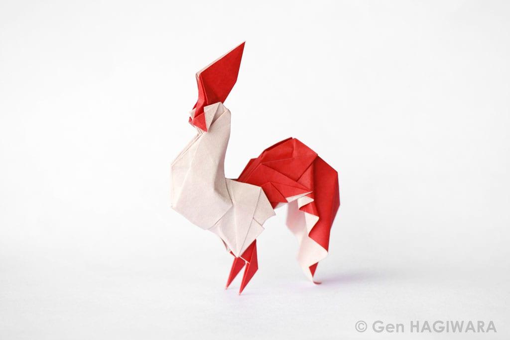 Rooster by Gen Hagiwara
