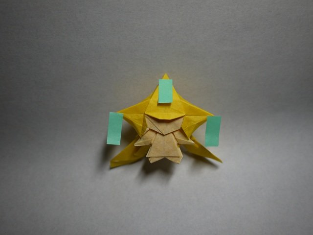 moving origami: pokemon origami instructions | 480x640