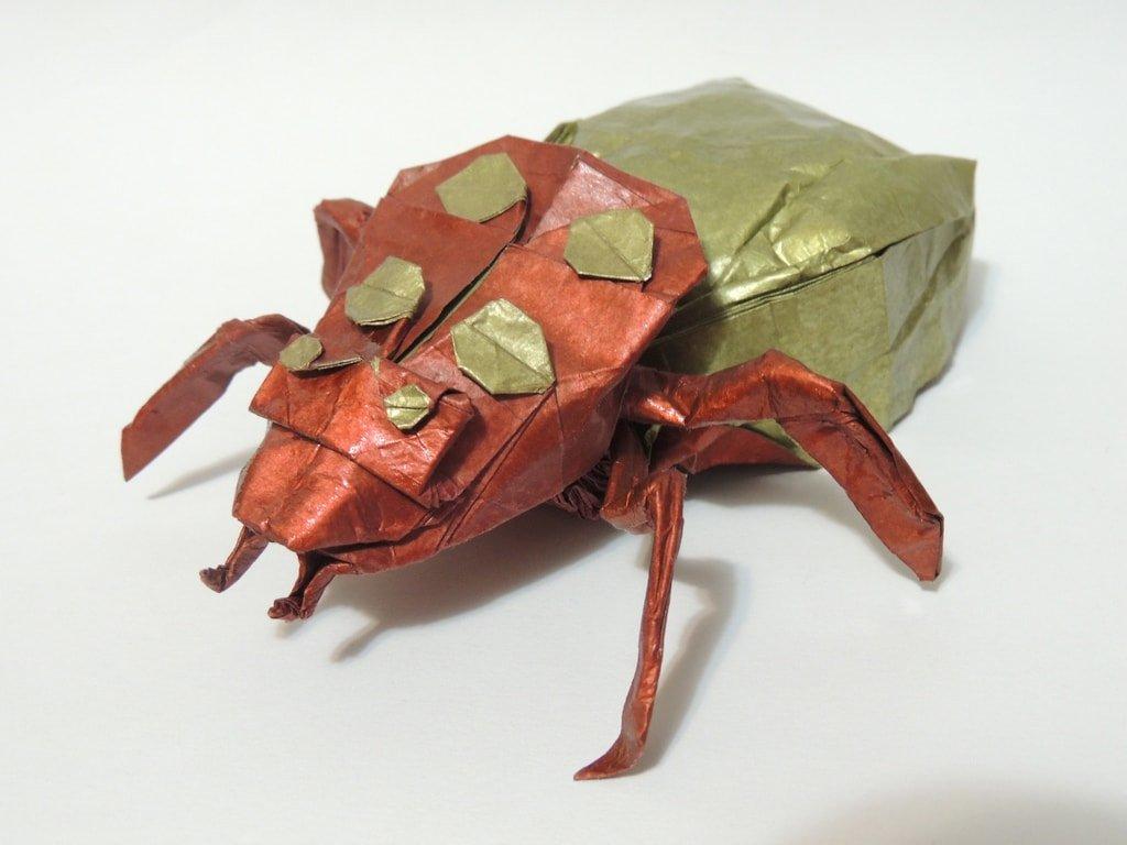 Origami Baneling