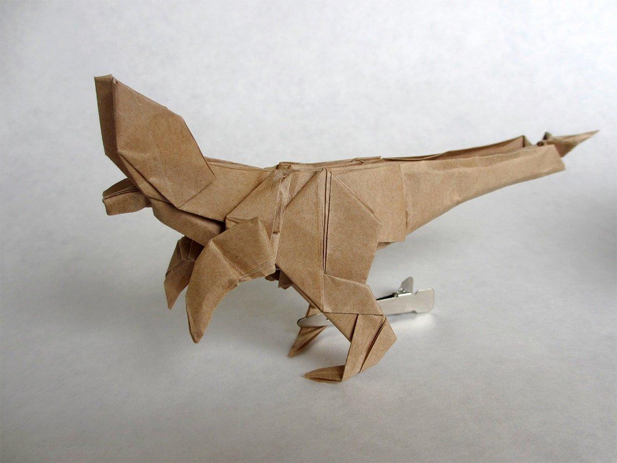 Origami Barroth