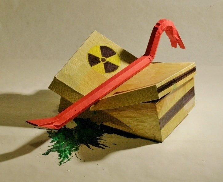 Origami Half Life 2