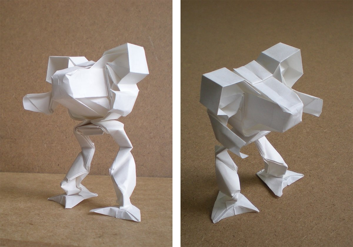 Origami Mech