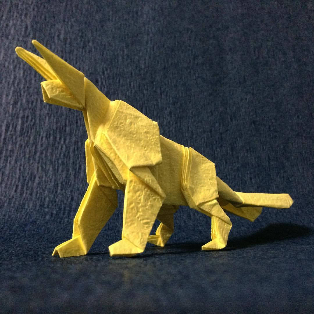 Origami Monster Hunter