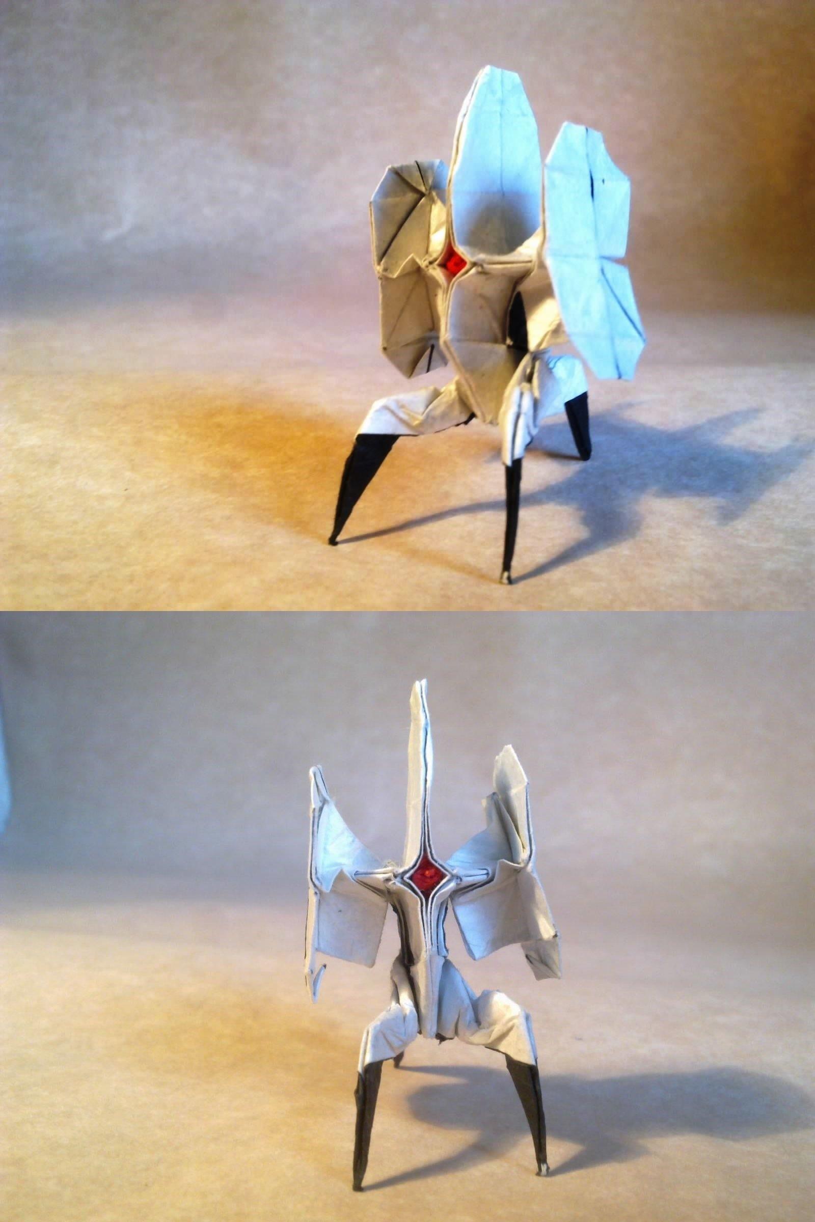 Origami Portal Turret