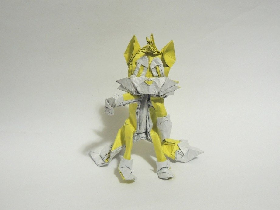 Origami Tails