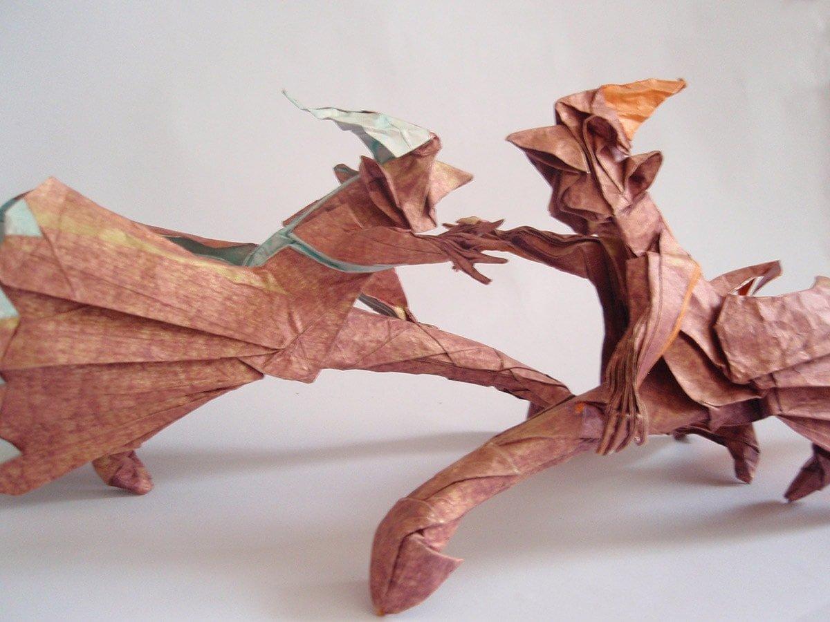 Origami Twinrova