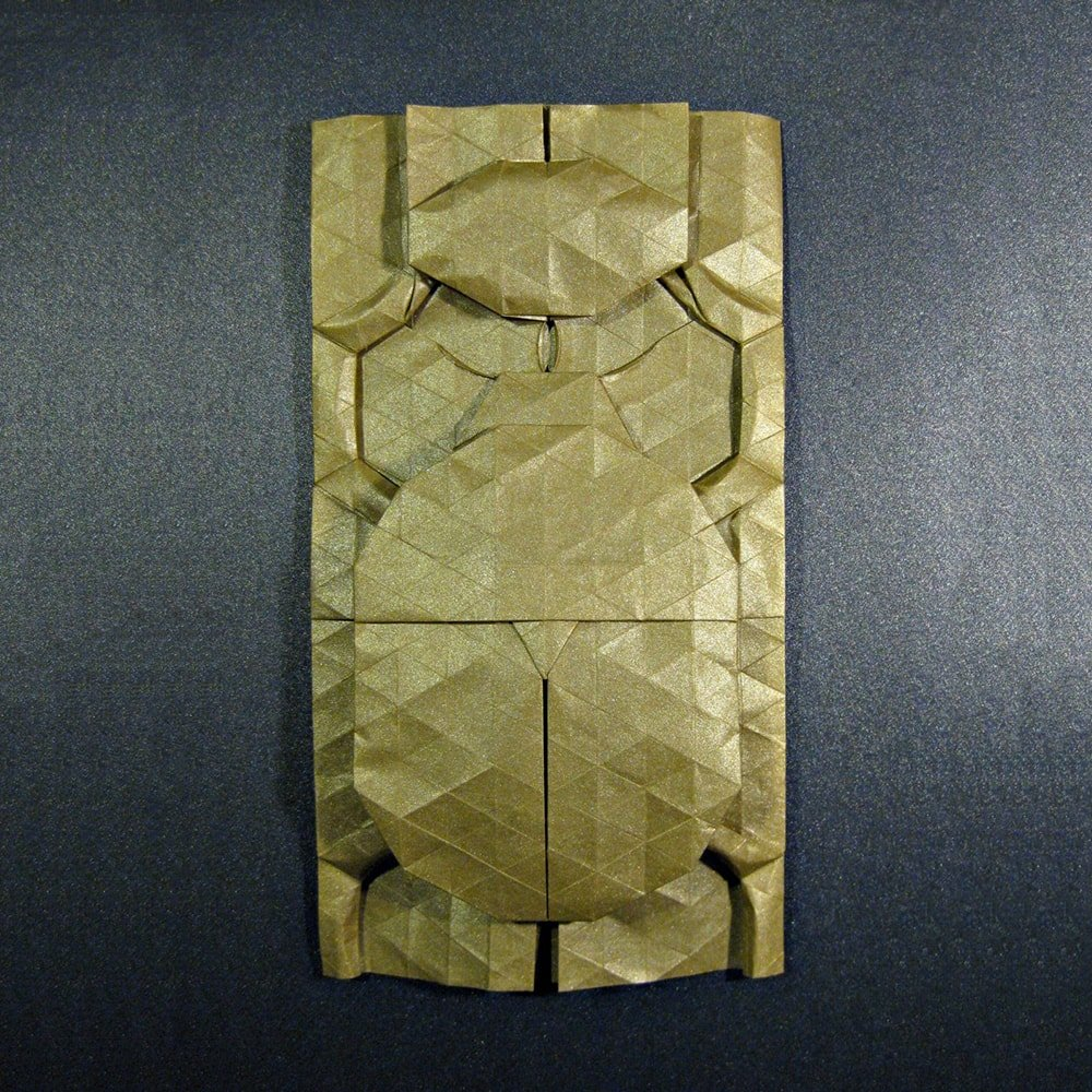 Tessellated Scarab