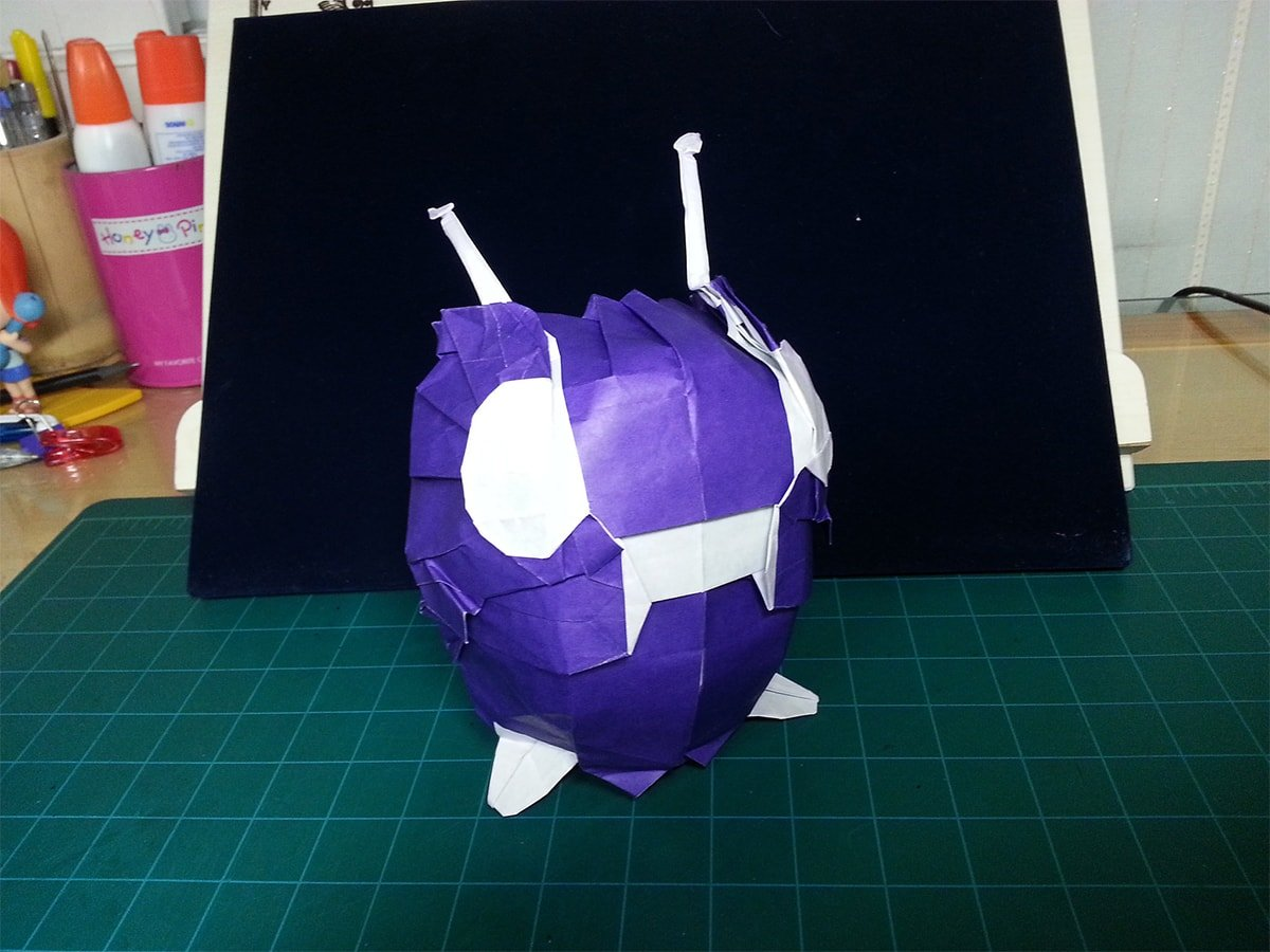 Origami Pokemon, Gotta Fold 'Em All - photo#27