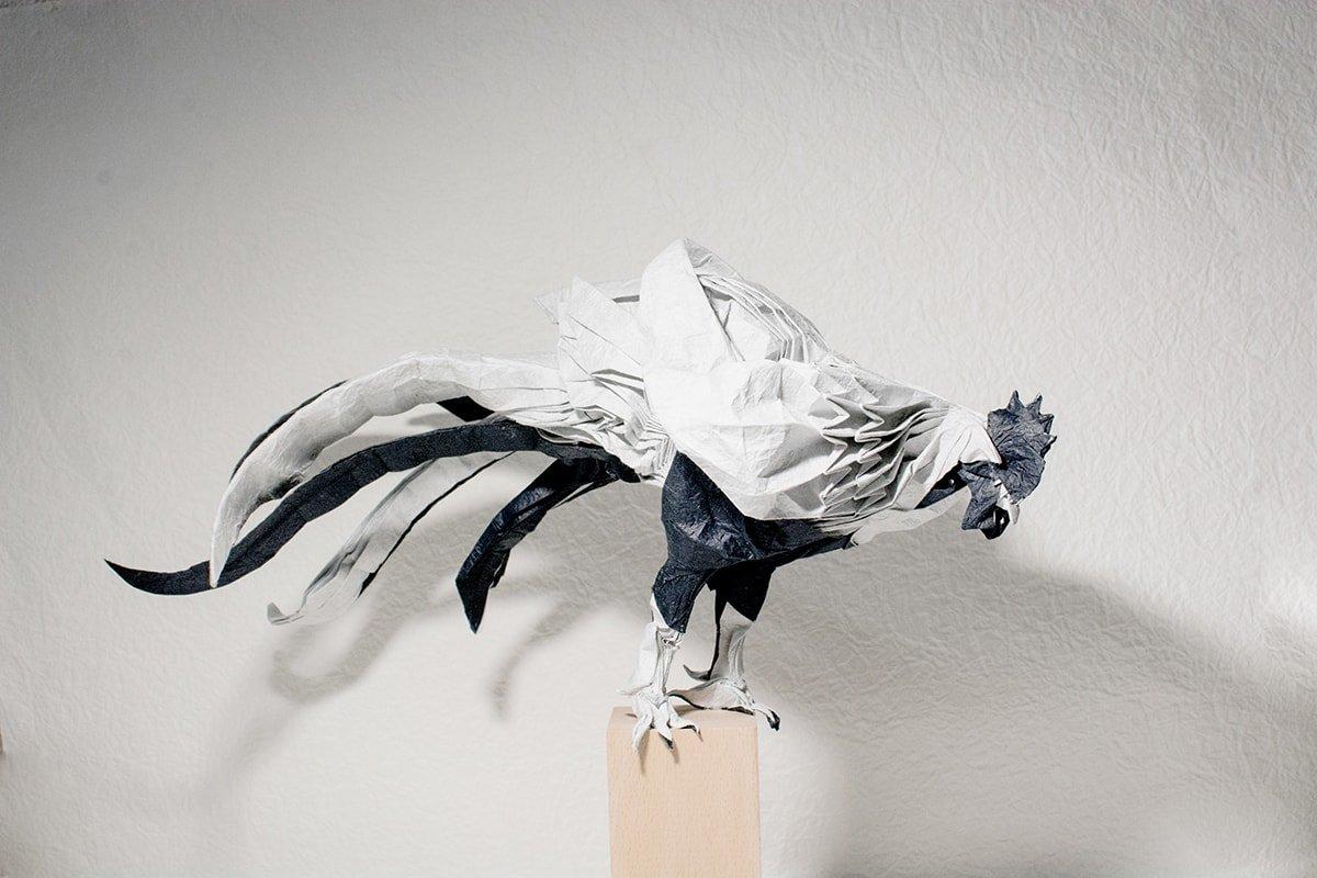 Yoshimasa Tsuruta Rooster
