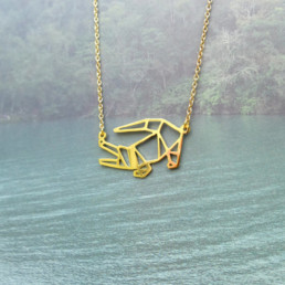 Crocodile Necklace