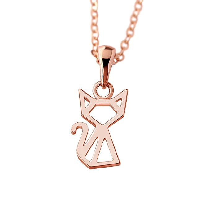 Hanfly Cat Necklace
