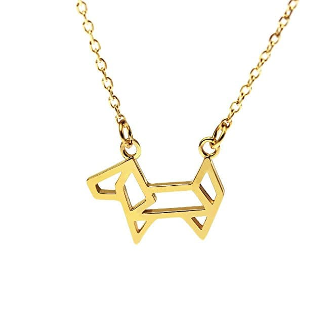 Hanfly Dog Necklace