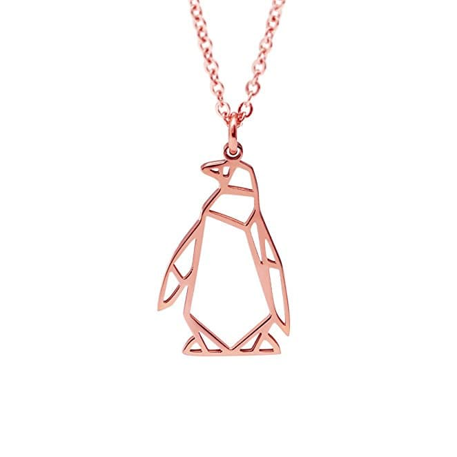 Hanfly Penguin Necklace