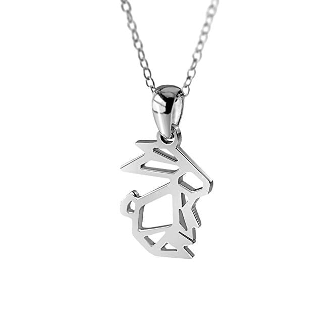 Hanfly Rabbit Necklace