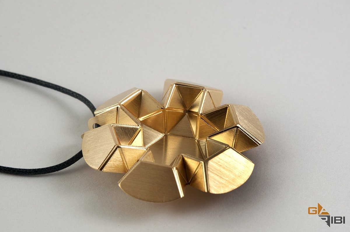 Beautiful Origami Jewelry - photo#17