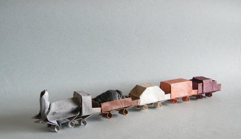 Mooser's Train