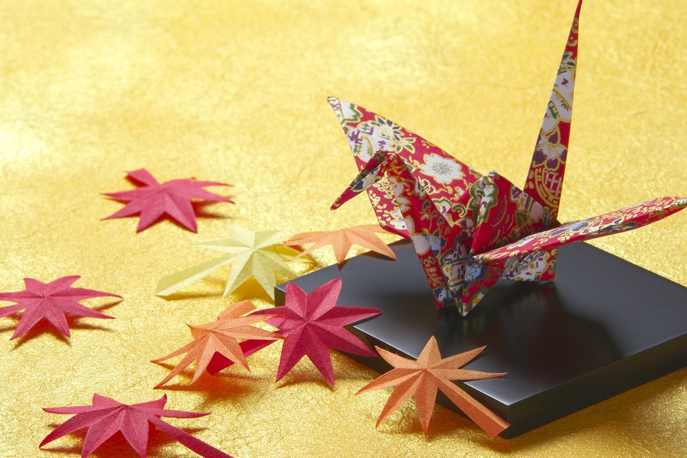Traditional Paper Crane
