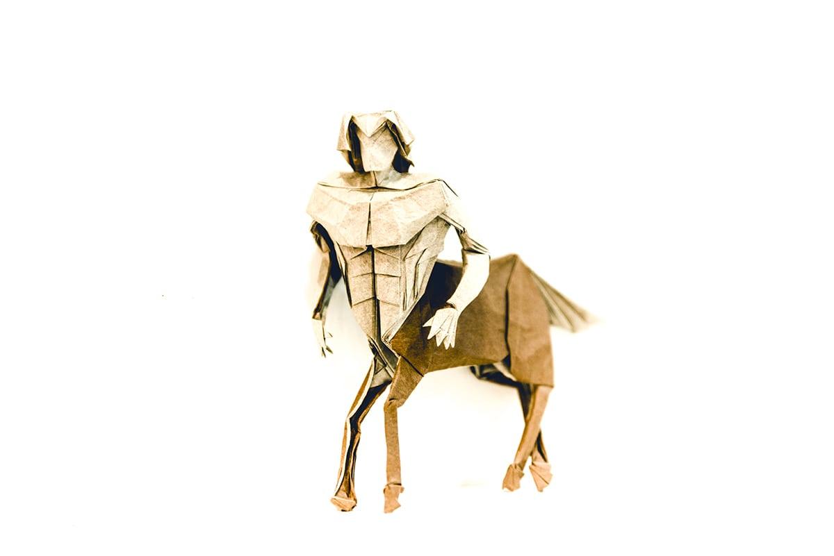 Papercraft Centaur