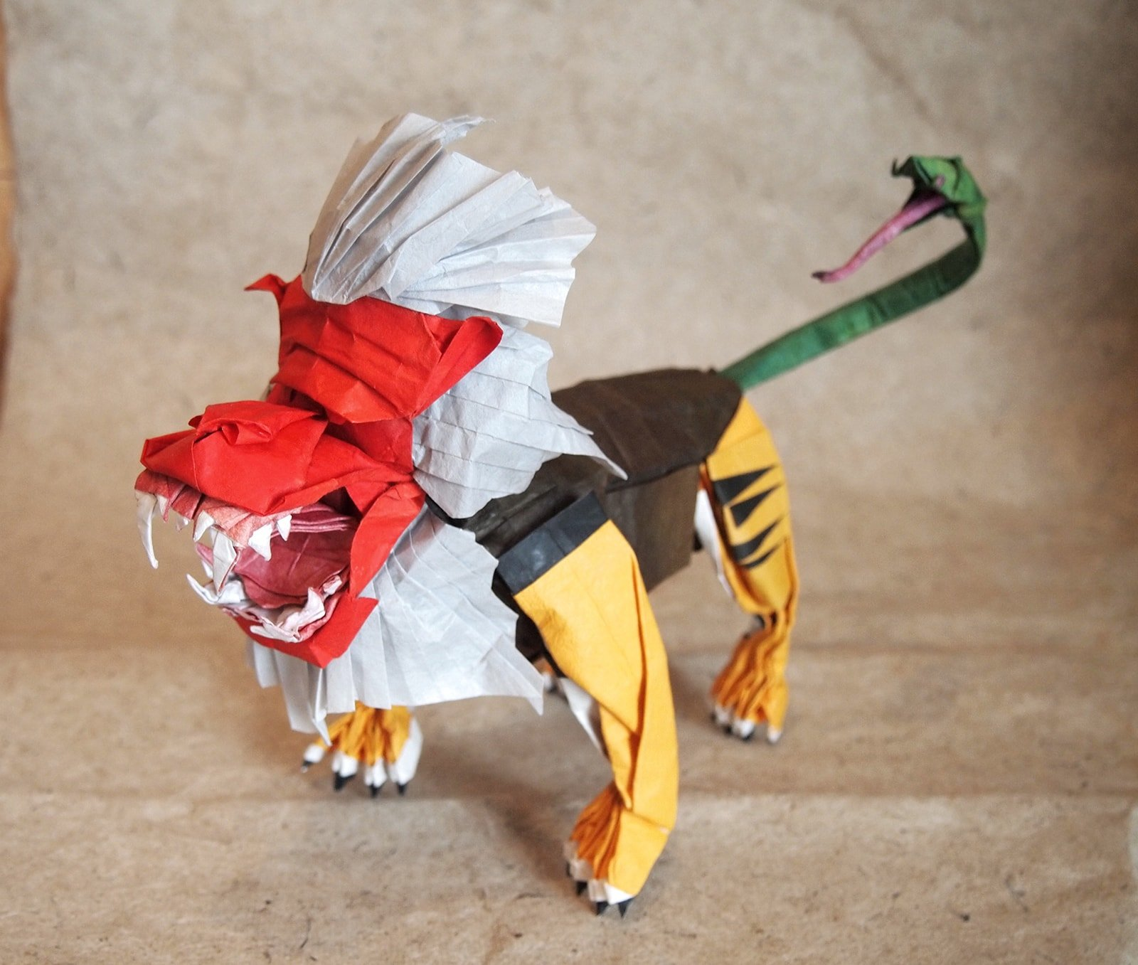 Amazing Mythological Origami Creations You Have To See To