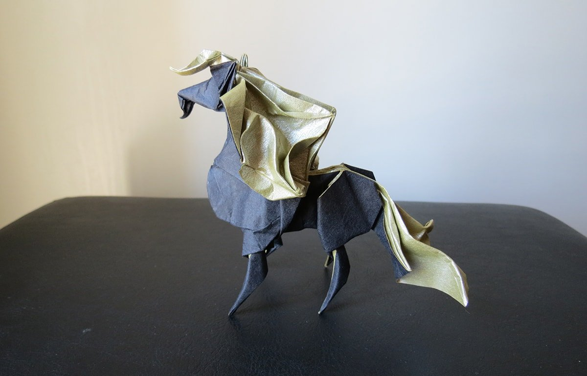 Hoang Tien Quyet's Horse