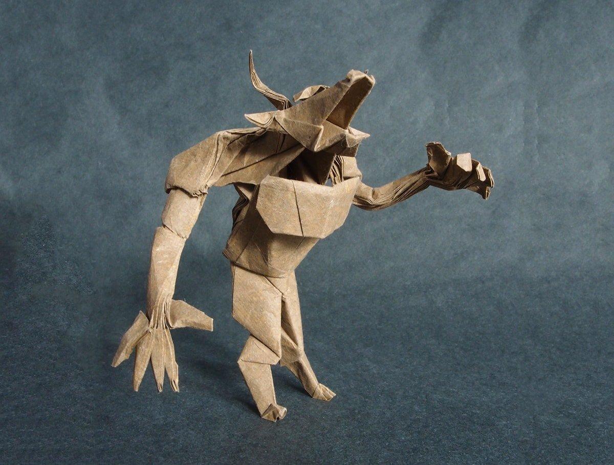 Satoshi Kamiya's Minotaur