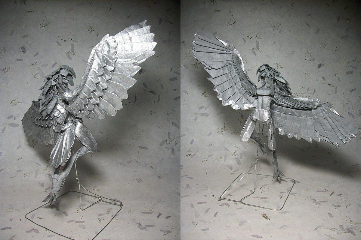 Paper Harpie