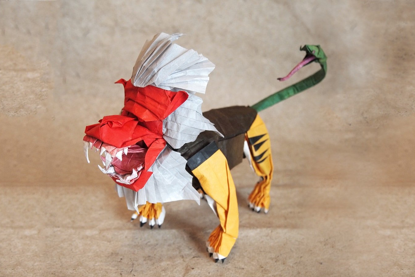 Amazing Mythological Origami Creations You Have to See to Believe