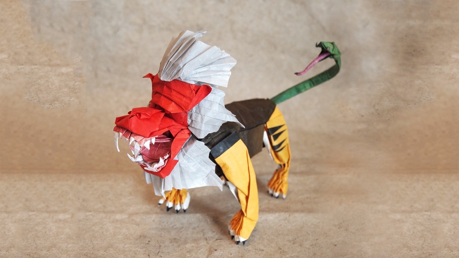 Incredible Origami Dragons That Will Set Your Heart On Fire Complex Diagrams Amazing Mythological Creations You Have To See Believe