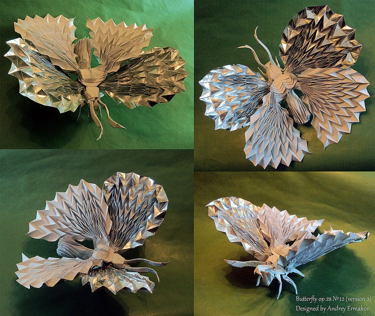 Tessellation Butterfly