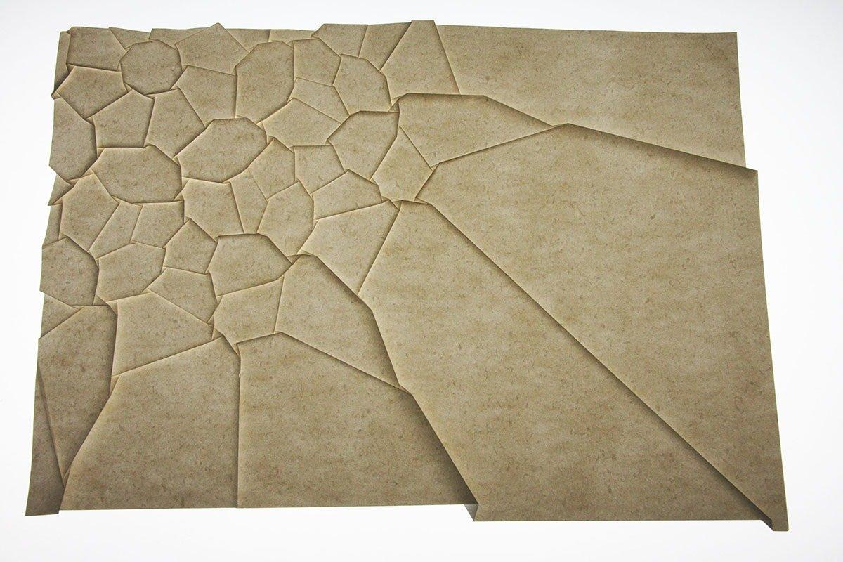 Voroni Tessellation