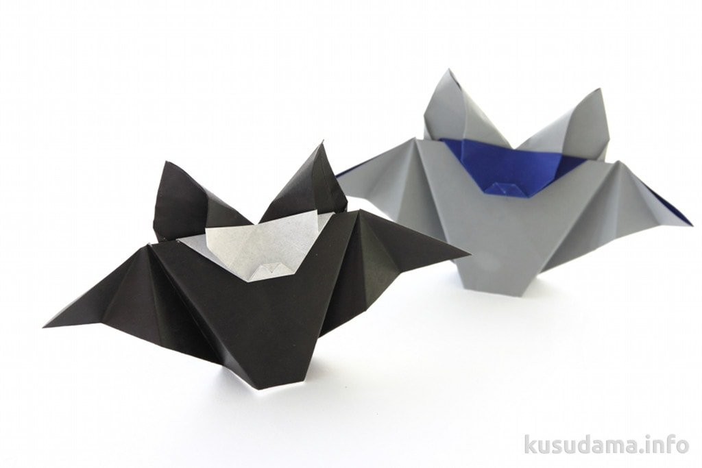 Bats by Natalia Romanenko