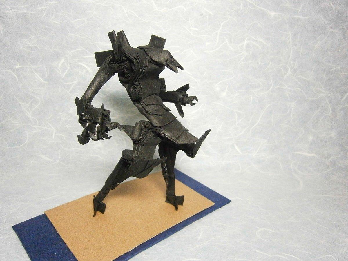 District 9 Exo Suit Papercraft