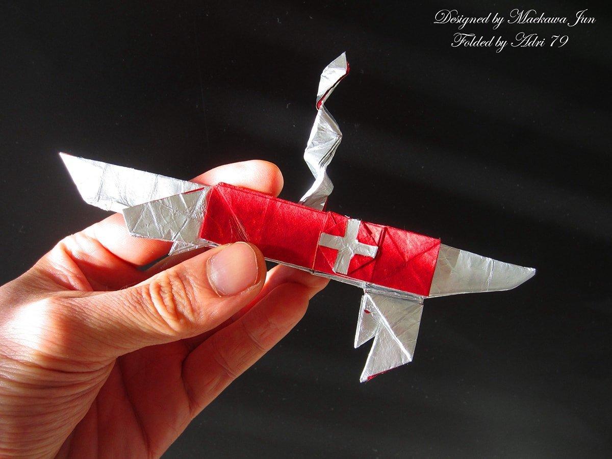 Swiss Army Knife Folded by Adriano Davanzo