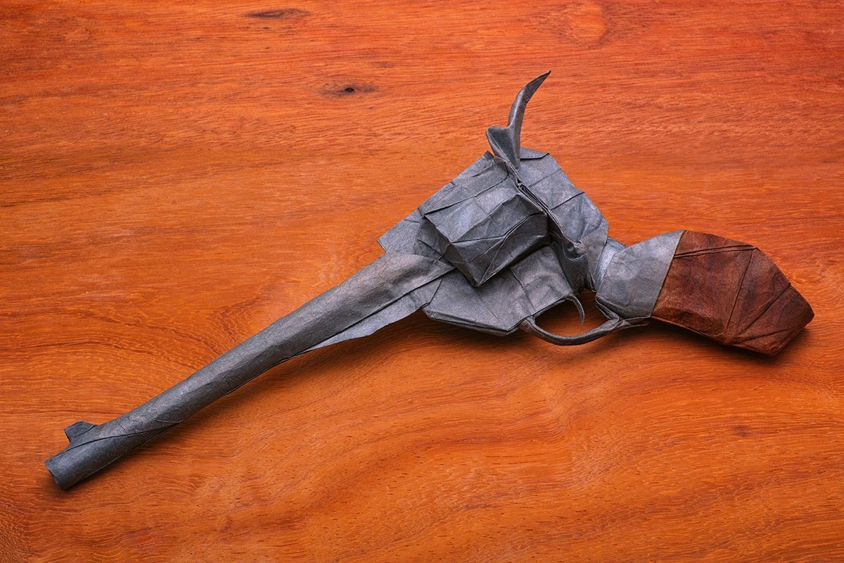Peacemaker by Morisue Kei and Folded by P. Colman