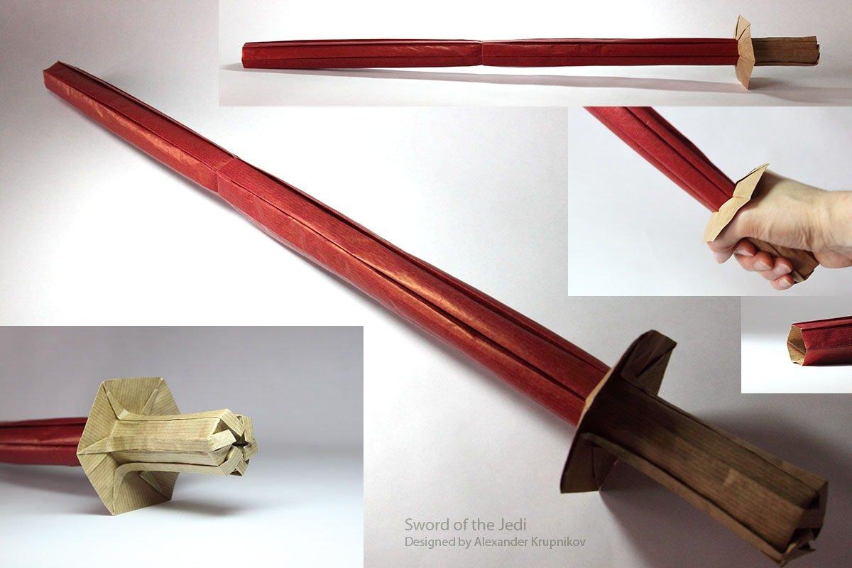 Sword of the Jedi by Alexander Krupnikov