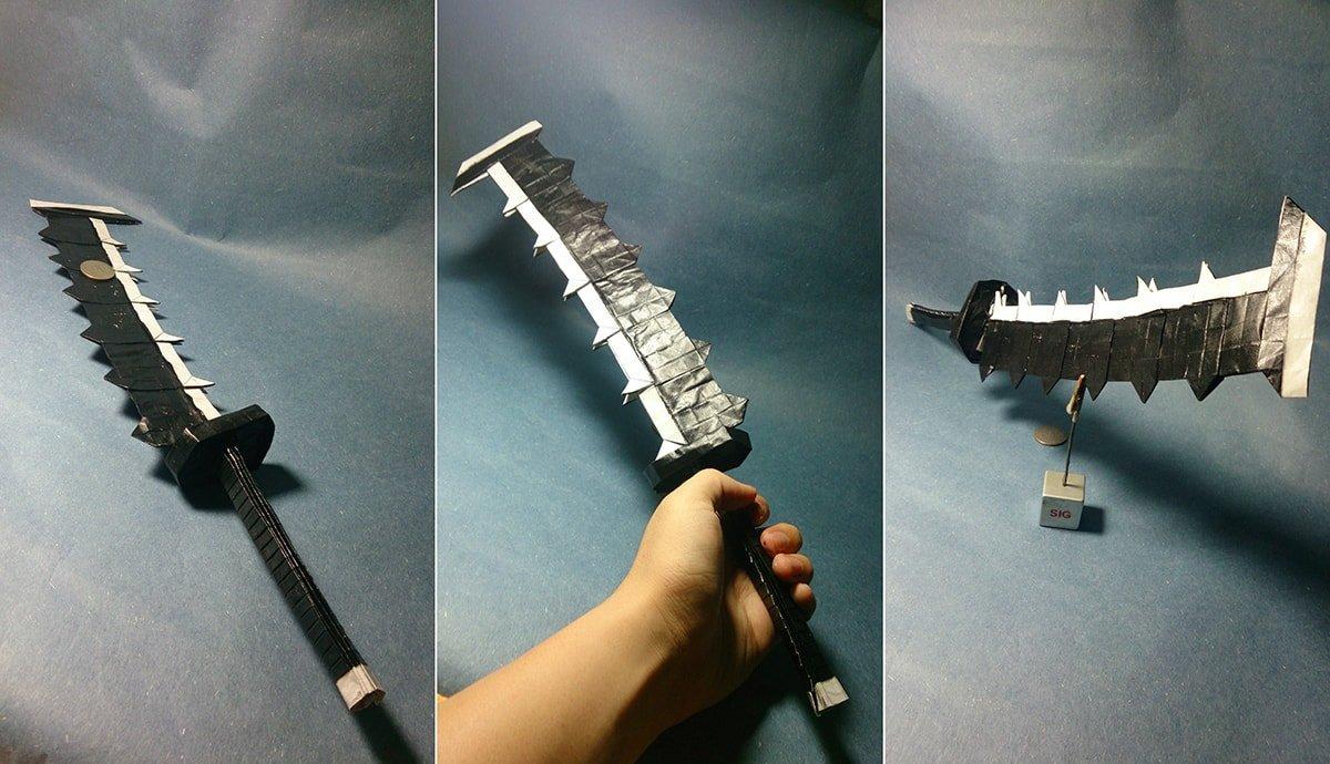 Zanpakuto Sword by Agung Mahendra