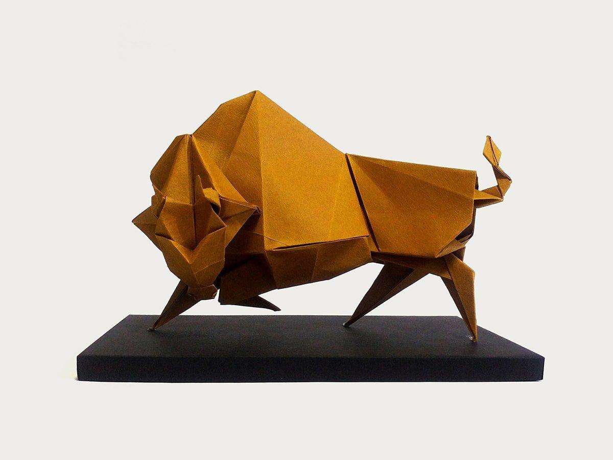 Bull by Jaeil Jeong