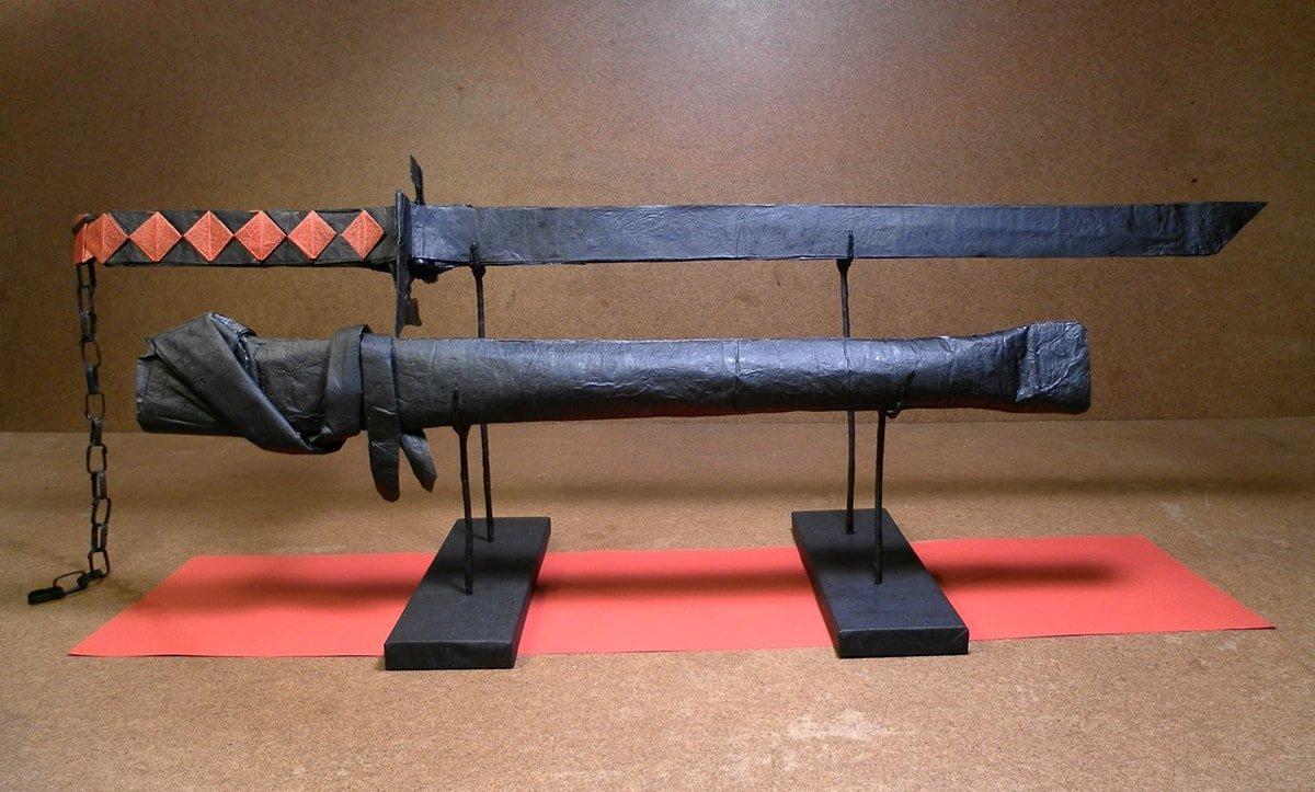 Ichigo Kurosaki Bankai by Mariano Zavala B.