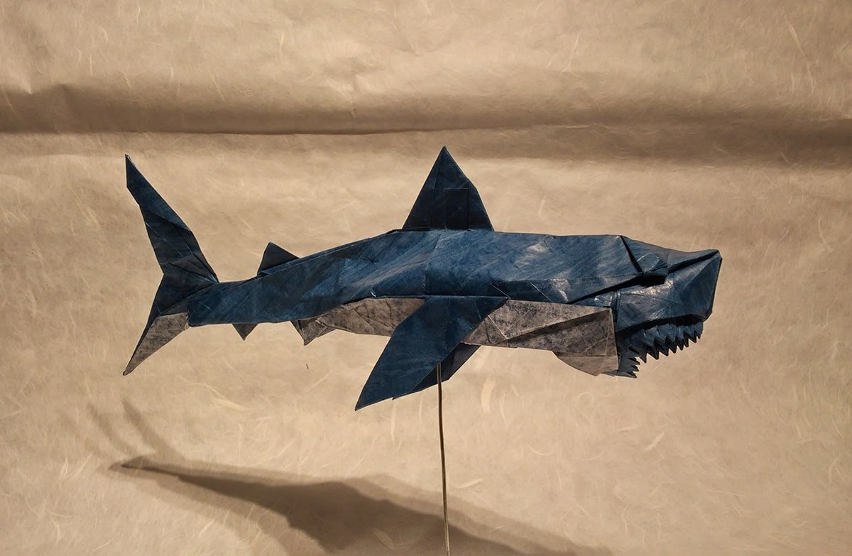 Great White Shark Papercraft