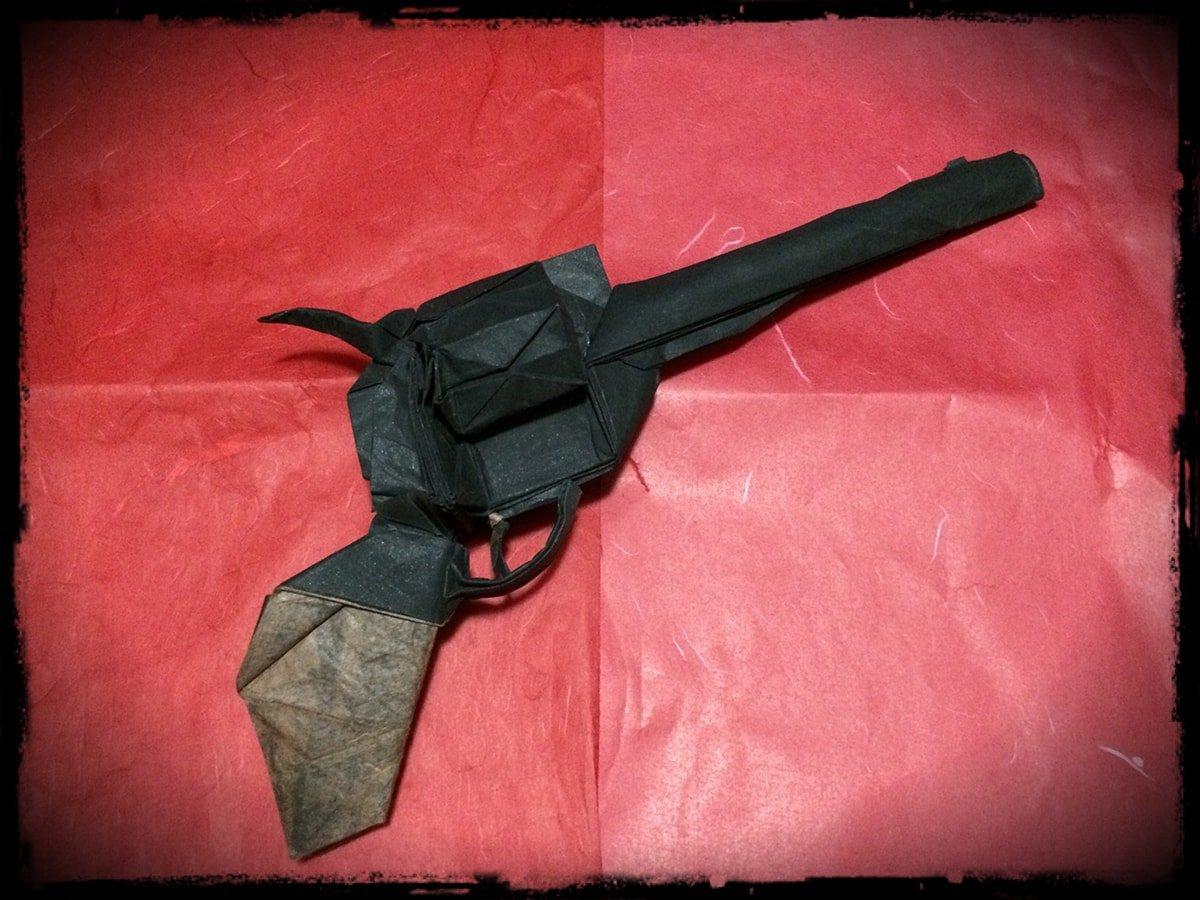 Peacemaker Gun by Morisue Kei