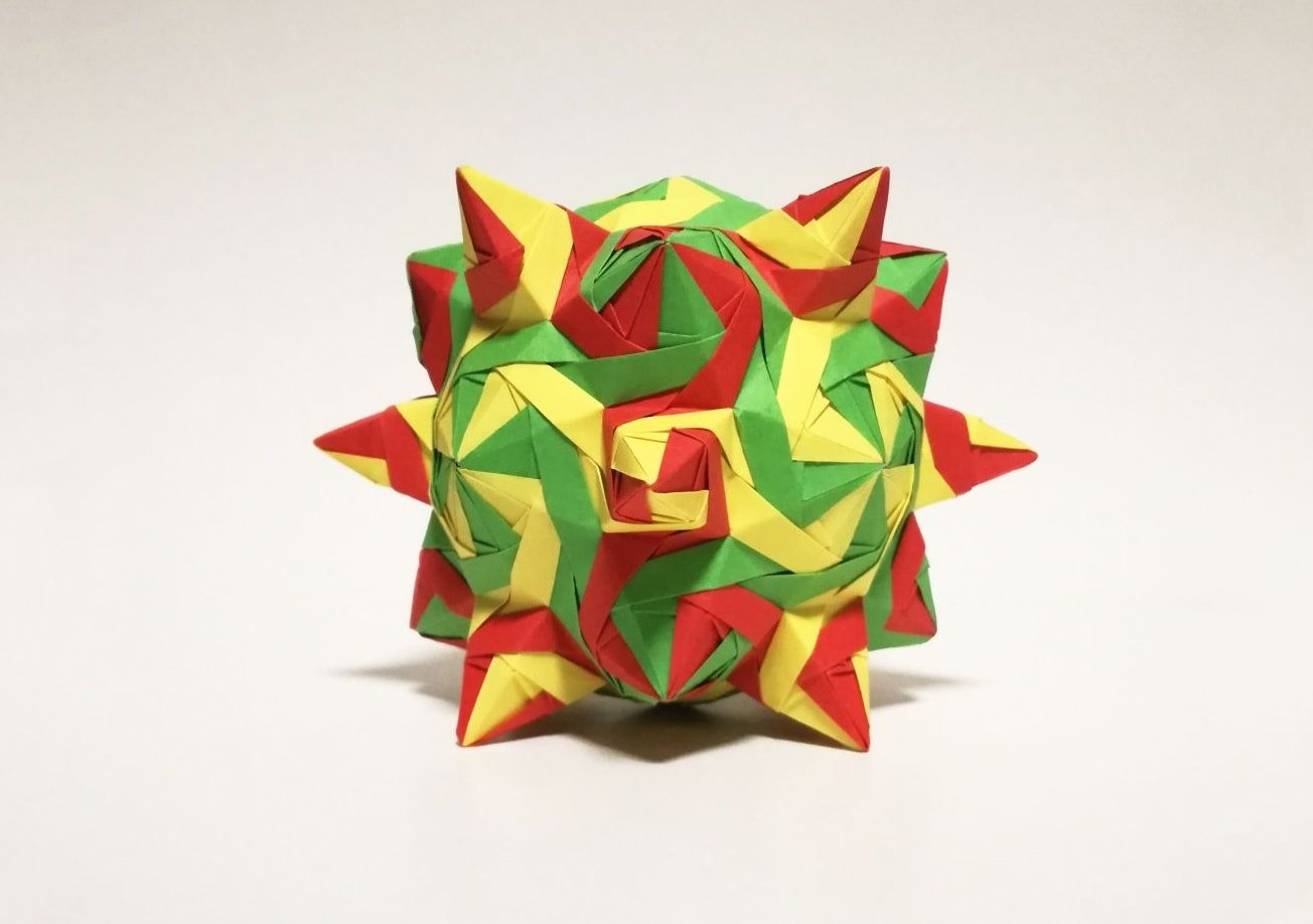 'Buckie' (type Truncated Cuboctahedron)