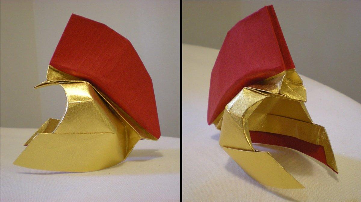 Trojan Helmet by Cahoonas