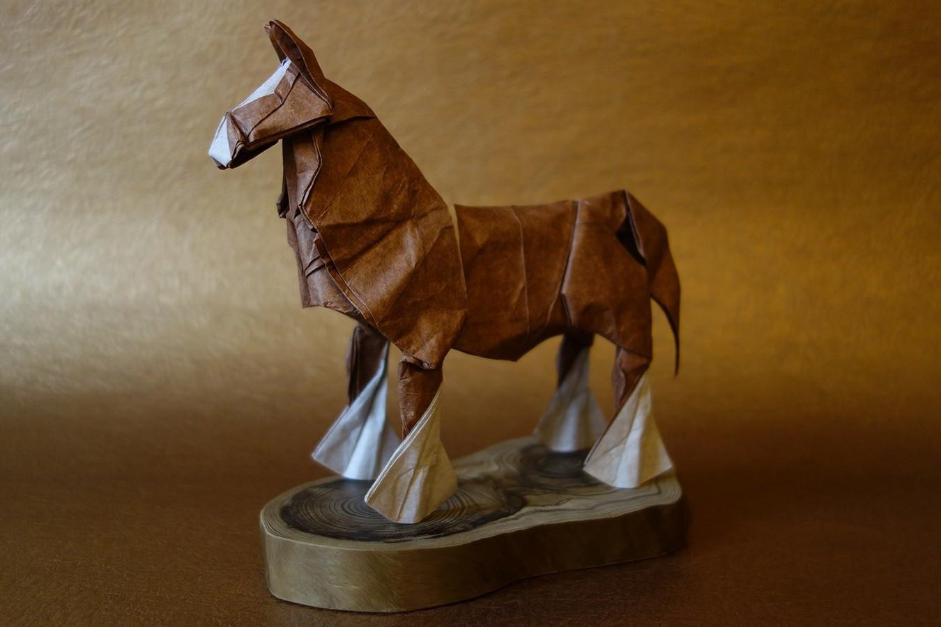 Papercraft Farm Animals